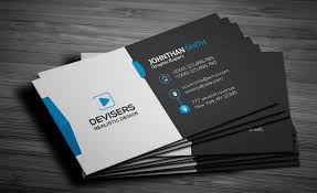 Buiness Card Bear Valley Printing Premium Business Cards