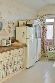 Shabby Chic Kitchen Curtains
