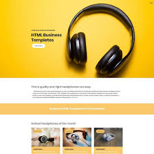 Annual Report Templates Free Download Free Bootstrap 4 Template 2019
