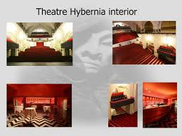 Hybernia Theatre Seating Chart Ppt Hybernia Theatre In Prague P Resentation For Partners