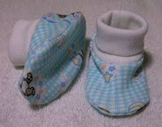 Baby Booties Sewing Pattern Simple Lil Baby Thangs Baby Sewing Patterns Knit Fabric And Notions Baby