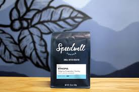 Our main focus is wholesale bulk coffee relationships. Rivka Lipschitz Speedwell Coffee