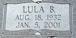 Lula B. Reed Carpenter (1932-2001) - Find A Grave Memorial