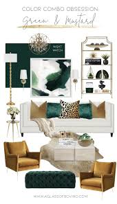 Green Color Room Designs Color Combo Obsession Designing With Green And Mustard