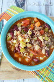 Instant Pot Olive Garden Pasta Fagioli Recipe - A Mom's Impression