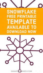Snowflakes Template Pdf Free Snowflake Printable Templates Make Them Large Or Small