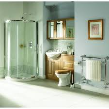 master bathroom corner showers. Bathroom : Honeydew Small Master Alongside Corner Shower Enclosure With Clear Glass And Stainless Steel Frames Brown Doff Wood Storage Cabinet Showers