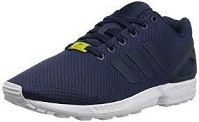 torsion zx flux. adidas zx flux, unisex adults training running shoes, blue (new navy/new torsion flux o