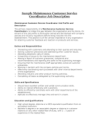 63 Building Maintenance Resume Samples Building A Cover