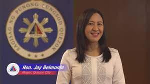 QC Mayor Joy Belmonte highlights ...