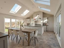 the kitchen furniture company. a beautiful hand painted kitchen bathed in natural light by cheshire furniture company the r