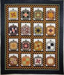 HomeSpunPrims: SOME OF MY FALL QUILTS.... | Fall into Pumpkin ... & Quilt Inspiration: Best of Halloween 2012 Now this would be a fun sampler  quilt. This is how I'd make Halloween tolerable Adamdwight.com