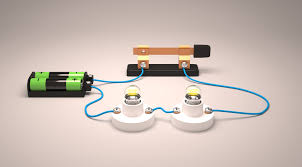 what is the difference between series vs parallel circuits eagle simple circuit two light bulbs