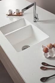 Kitchen Seamless Benchtop Moulded Sink Solid Surface Range