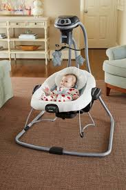 Graco® DuetConnect® LX with Multi-Direction Baby Swing - Asher : Target