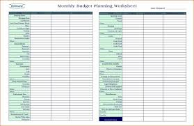 Household Budget Calculator Spreadsheet And Monthly Bud