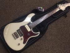 yamaha pacifica. item 4 2017 yamaha pacifica pac311hvw electric guitar vintage white w/ gigbag -2017 yamaha pacifica