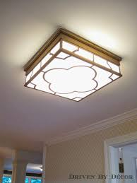lighting fixtures kitchen. Flush Mount Kitchen Ceiling Light | Low Profile Fixtures . Lighting O