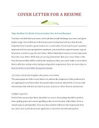 To Whom It May Concern Alternatives For Cover Letter Resume In Cover