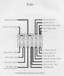 vw wiring diagrams fuse block diagram 1950 1953 barndoor 1954 1955 to 3 55
