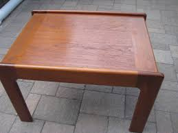 teak coffee table sv a madsen denmark karl lindegaard coffee tables city of toronto kijiji