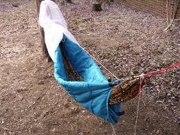 Hammock To Make A Diy Camping Hammock Underquilt From A Sleeping ... & To Make A Diy Camping Hammock Underquilt From A Sleeping Bag For  Underquilts For Hammocks Adamdwight.com