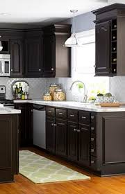 kitchen ideas black cabinets. Make Over Your Kitchen For Less By Working With Existing Cabinets, Flooring, And · Dark Cabinets IdeasDark Ideas Black
