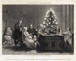Who Introduced The Christmas Tree To Britain