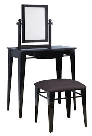 fascinating makeup vanity stool for bedroom decoration ideas minimalist furniture for girl bedroom with black