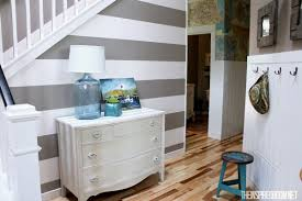 Charming How To Paint Stripes {The Secret To Crisp Stripes}