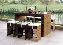 Outdoor Bar Stools  TargetOutdoor Wicker Bar Furniture