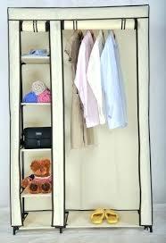 Target Clothes Hangers Extraordinary Target Clothes Storage Double Rod Freestanding Closet Bedroom