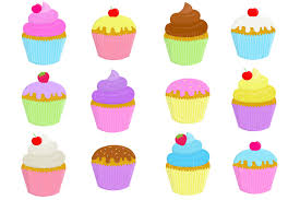cute cupcake clipart. Interesting Clipart And Cute Cupcake Clipart G