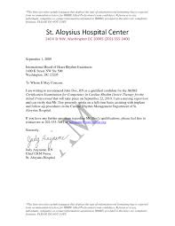 nurse anesthesia letter of recommendation example recommendation letter template nursing fresh nursing letter of re