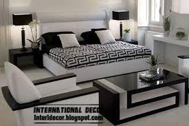 modern black bedroom furniture. modern black and white bedrooms design paint furniture accessories bedroom