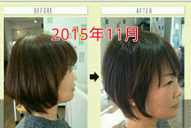 50代女性の似合う髪型についてショート編