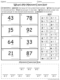 Crack The Code Math Worksheet Answers Worksheets for all ...