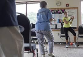 Edgeworth Based Senior Fitness Program Initially Facing