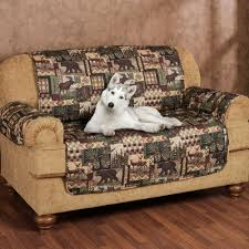 Lodge Quilted Microfiber Pet Furniture Covers & Lodge Pet Sofa Cover Multi Warm Sofa Adamdwight.com