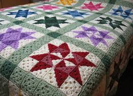 Easy Crochet Afghan Patterns Adorable Easy] Crochet Quilt Afghan Pattern Diy Smartly