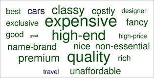 fancy word for green luxury through the eyes of the affluent generations 03 04 2015