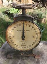 Small Picture Antique Kitchen Scales eBay