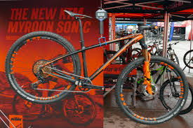 2018 ktm mountain bikes. plain mountain ktmmyroonsoniclightweight29erhardtailxcmountain for 2018 ktm mountain bikes