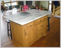 Exceptional Kitchen Island Marble Top Design Ideas