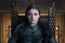 Sophie Turners Tattoo Foreshadowed The Thrones Ending Time