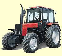Лекция Минский тракторный завод  Универсально пропашной трактор Беларус 1021