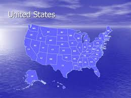 Editable Map Of Usa For Powerpoint Editable United States Powerpoint Map For Download Us Ppt Usa Ppt
