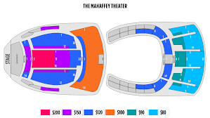 Mahaffey Seating Chart Ticketingbox Shen Yun 2020 St Petersburg Fl Shen Yun