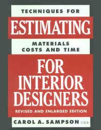 interior lighting for designers. Estimating For Interior Designers Lighting O
