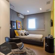 Young man bedroom | Quarto do jovem on Behance